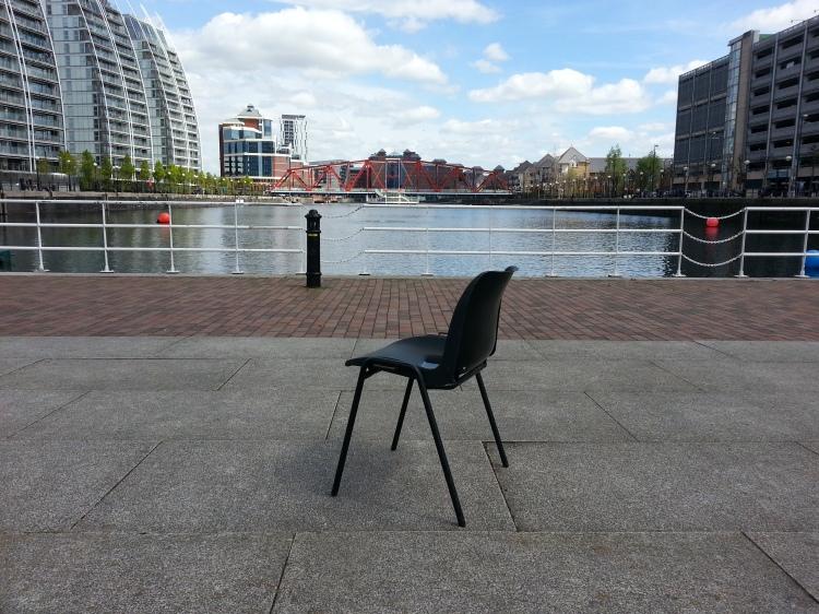 Gareth Cutter The Happy Chair
